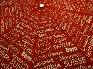 Schirm Schweiz