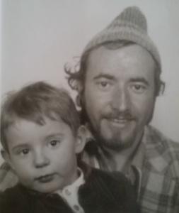 Mein Pa und ich
